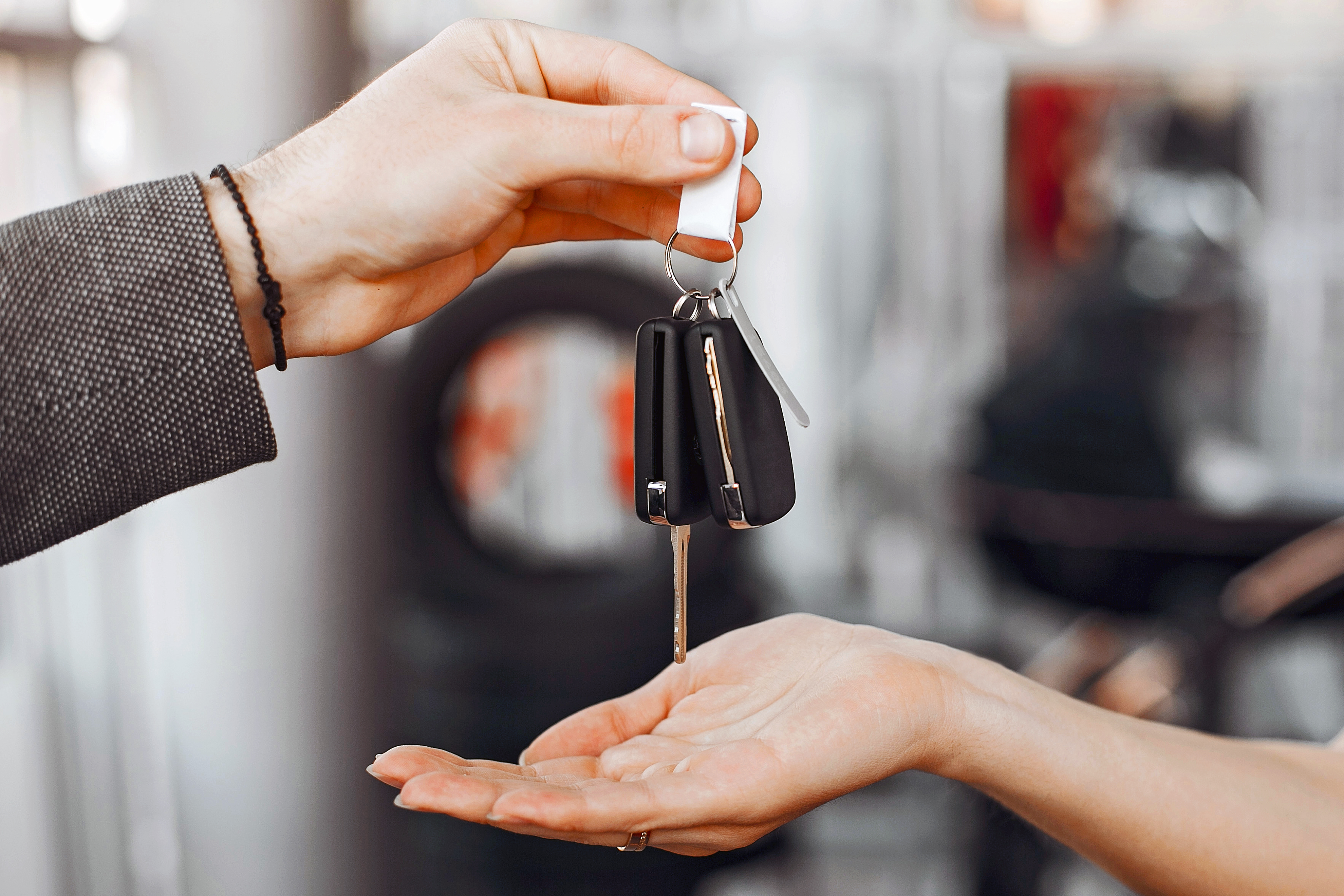 Vendi la tua auto