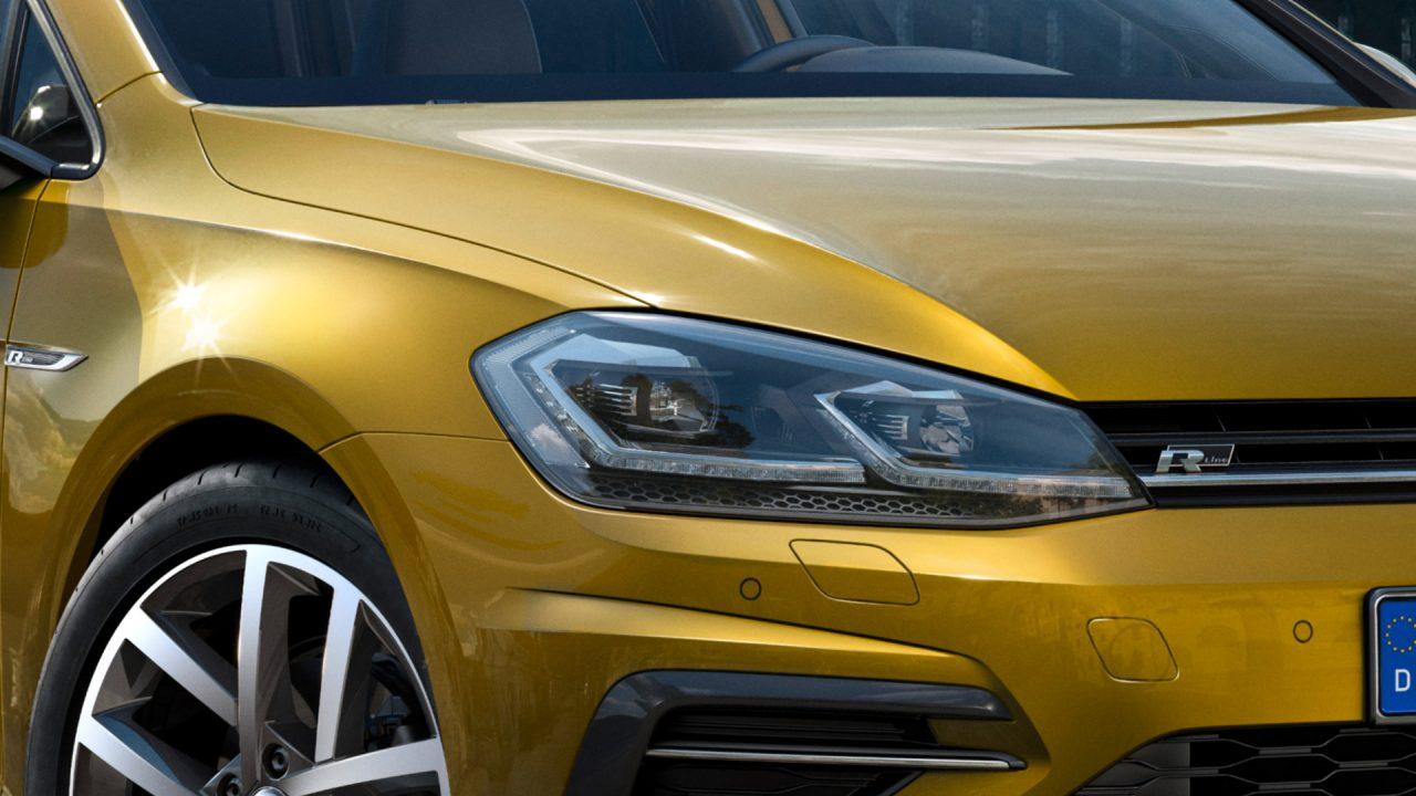 La vettura per te: Volkswagen Golf