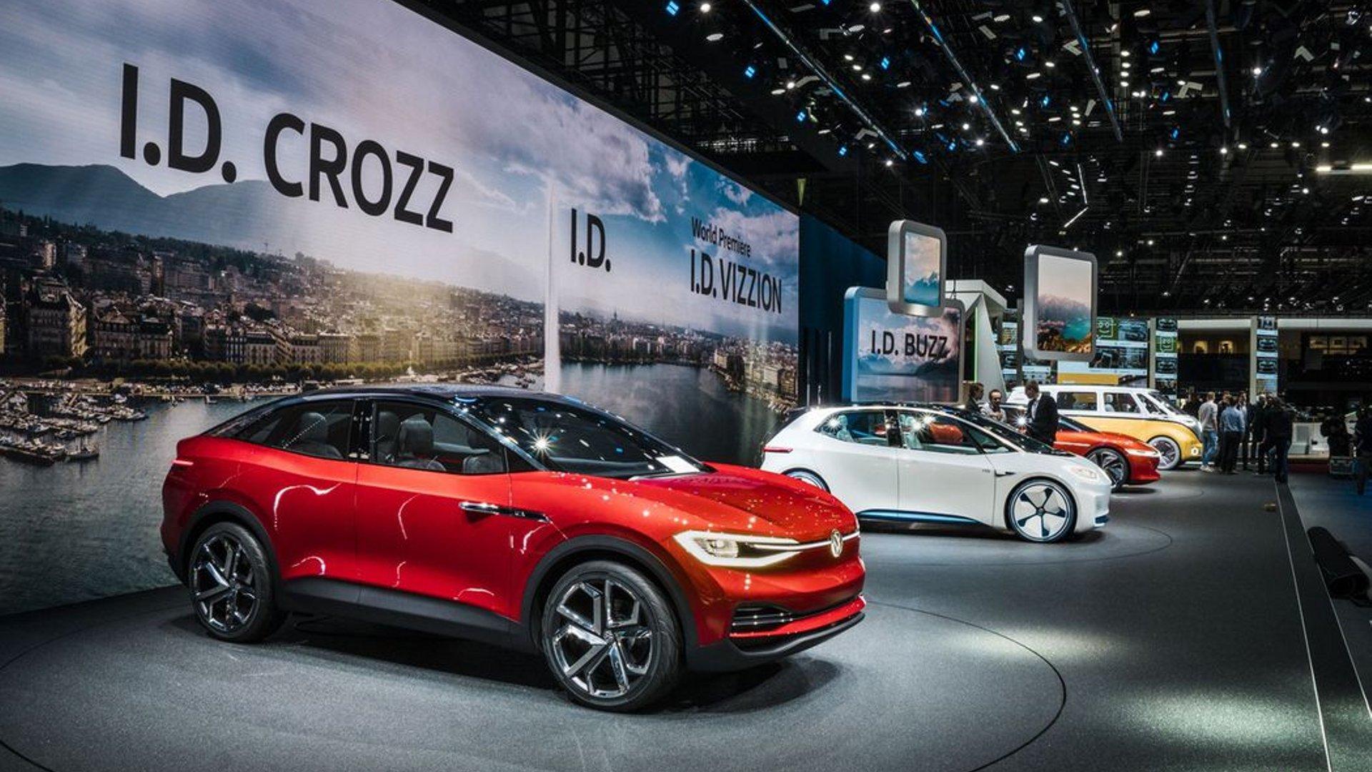 Il nostro mondo ‒ Salone dell'auto di Ginevra 2018