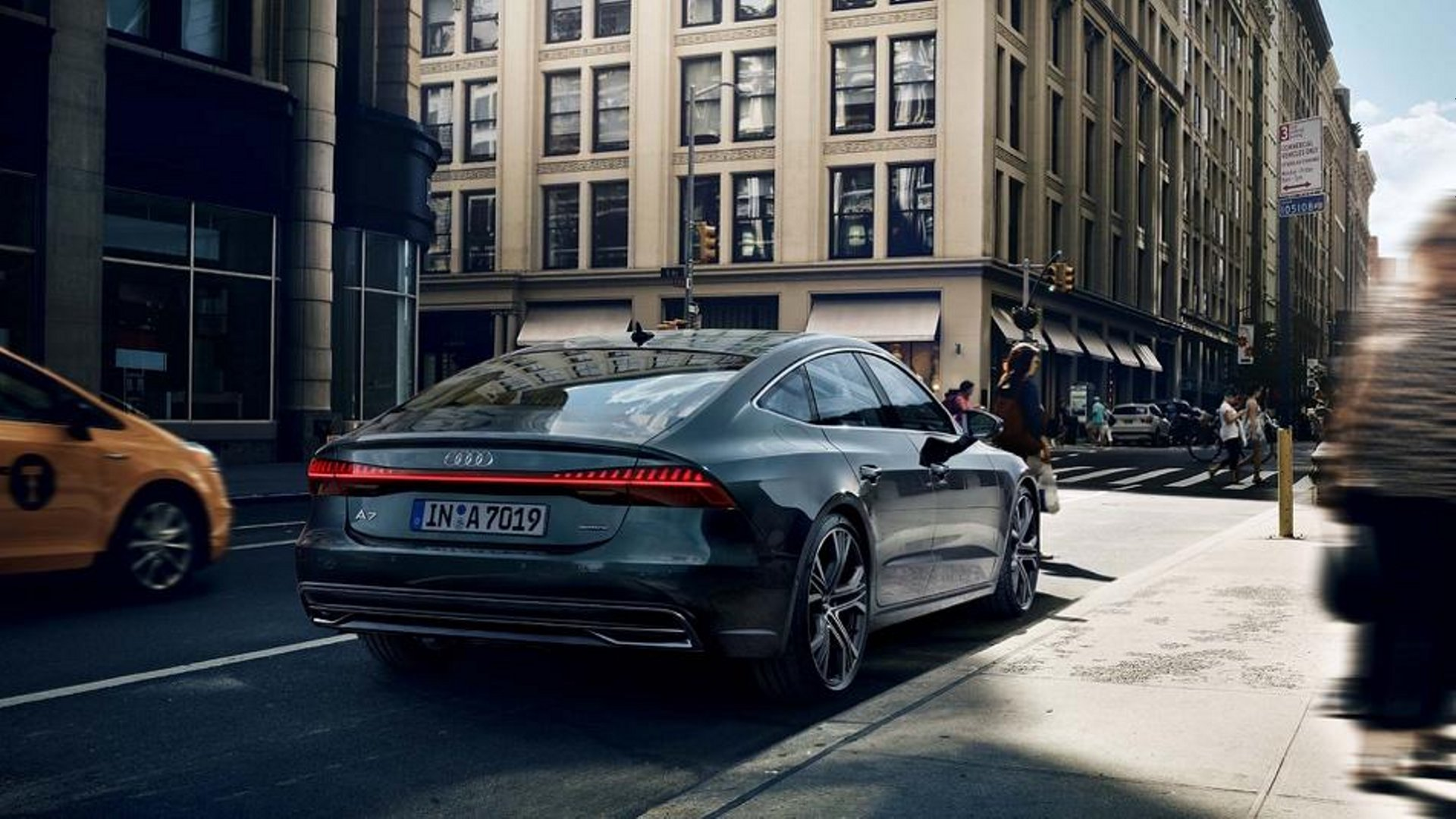 La vettura per te: Nuova Audi A7