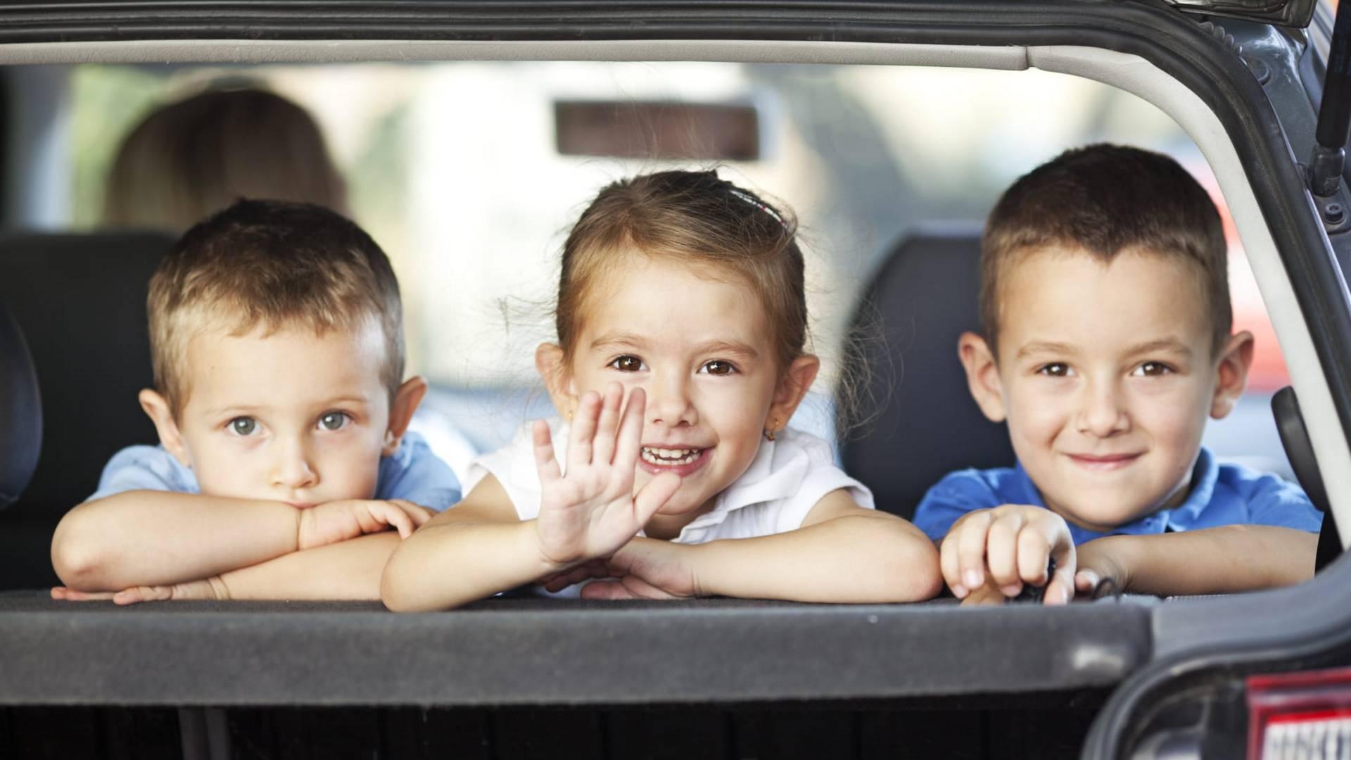 In viaggio con i bambini: 5 consigli utili