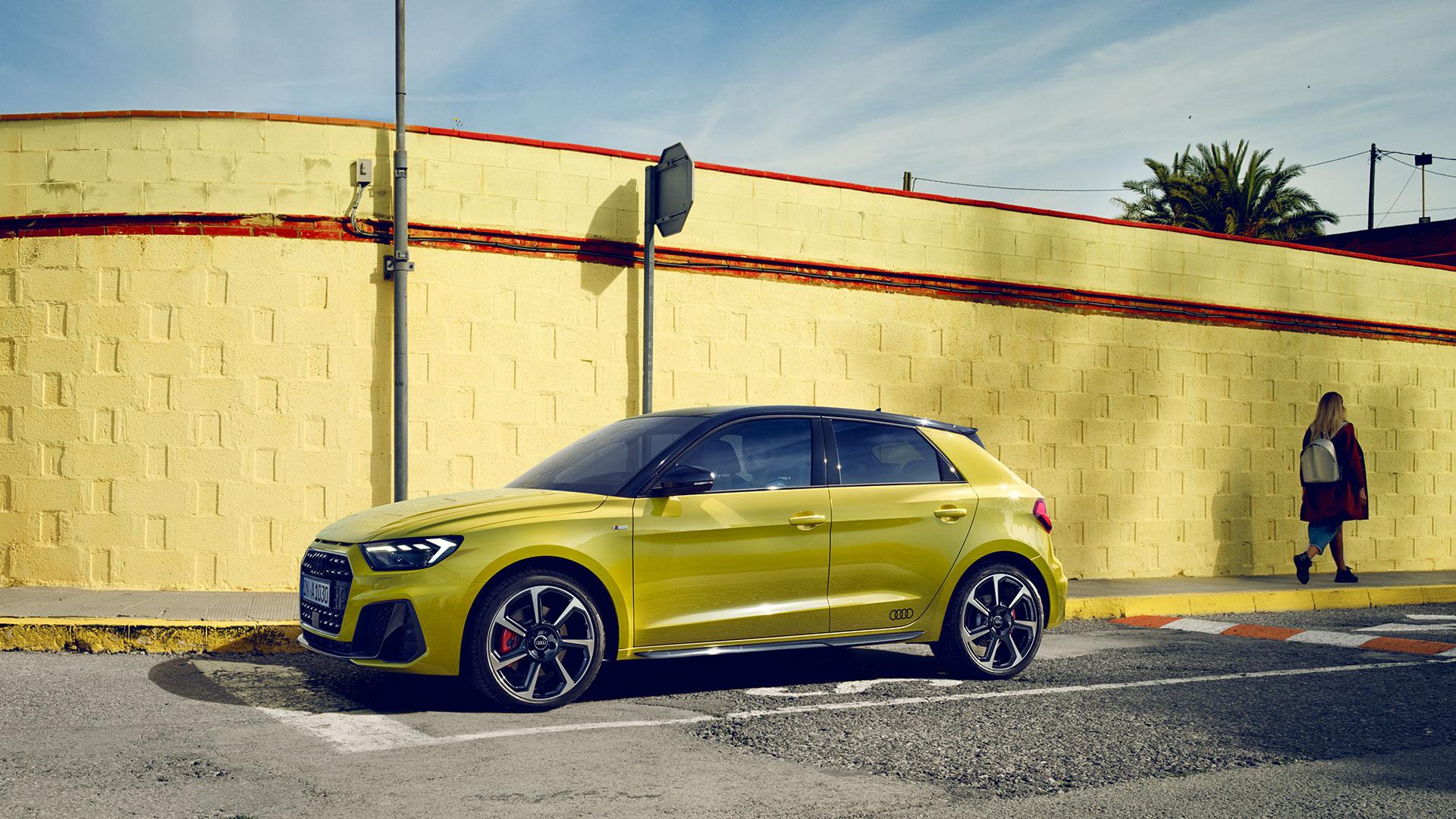 Nuova Audi A1 Sportback. Scopriamola insieme!