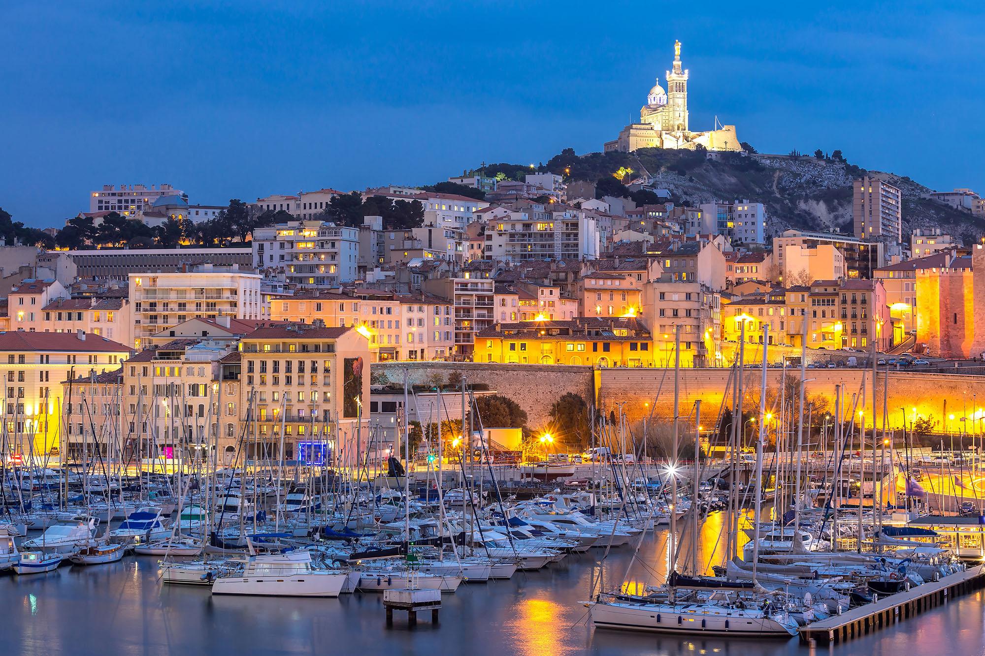 Natale in viaggio - Fratelli Giacomel - Marsiglia