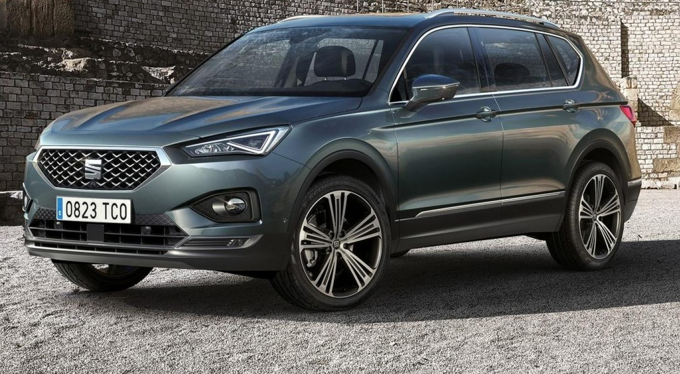 Nuova SEAT Tarraco. Why Not Now?