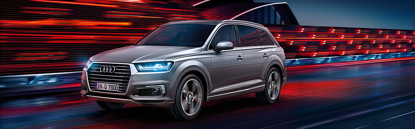 Audi e-tron: sostenibilità al potere