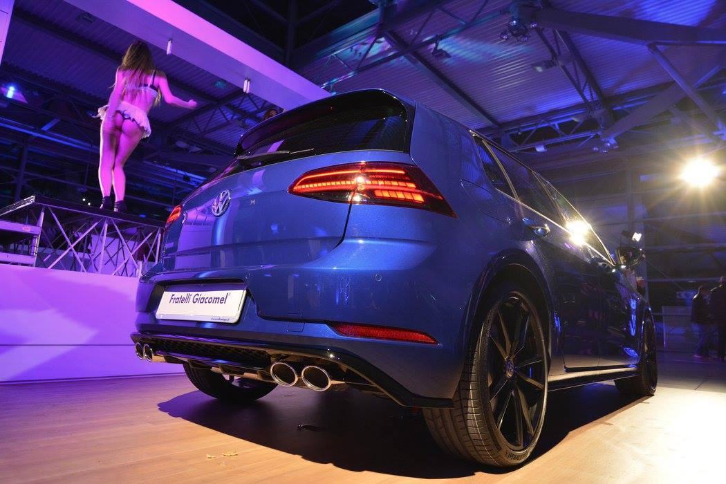 Il nostro mondo: presentazione della nuova Volkswagen Golf