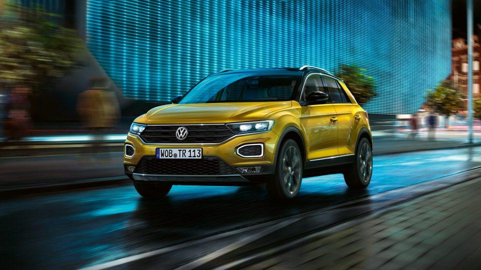 LA VETTURA PER TE: Volkswagen T-Roc