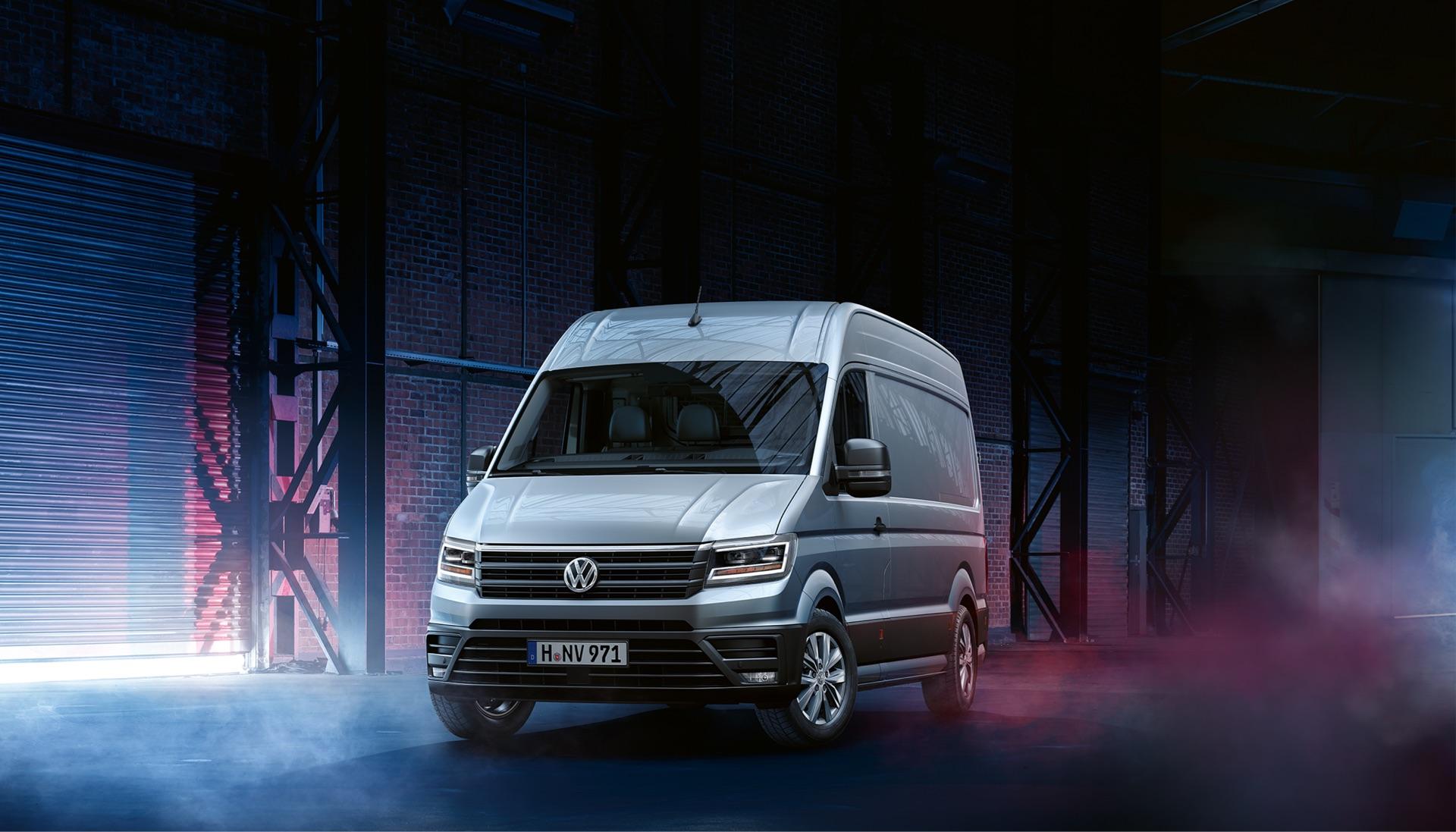 La vettura per te: Nuovo Volkswagen Crafter