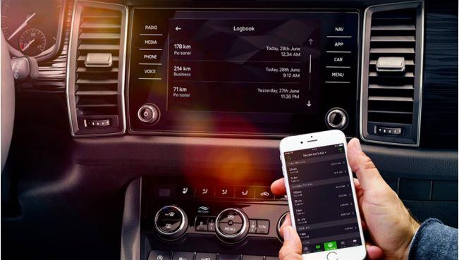 Skoda One App: controlla la tua auto dallo smartphone